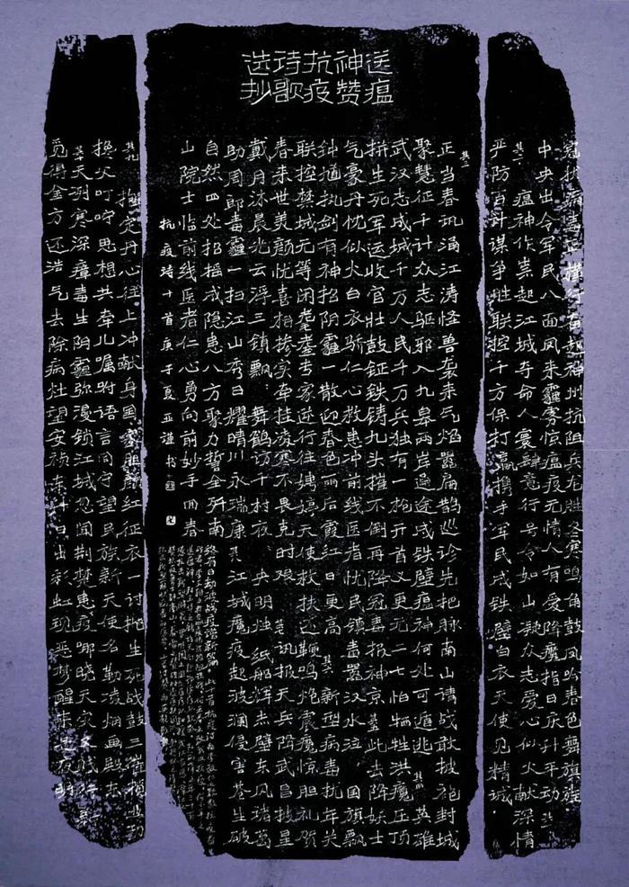林亚谨《抗疫诗十首》广东省中小学师生规范汉字书写大赛教工硬笔特等奖.jpg